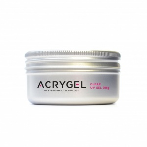 AcryGel UV Gel Clear - 28gm