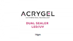 Acrygel Dual Sealer 14gm  LED/UV Cure