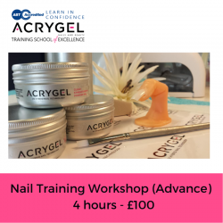 1 Day Advanced Training Workshop includes Sculpting