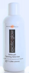 Exotic Glow Spray Tanning Solution 1Ltr