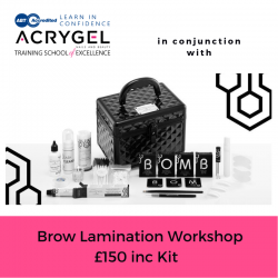 Brow Lamination Training Workshop