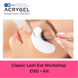 Classic  Lash Extension Training Workshop