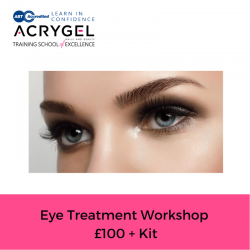 Eye Treatments / Waxing / Shaping  Workshop