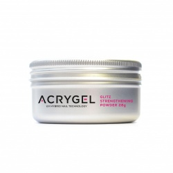 AcryGlitz - Glitter Strengthening Powder- 28gm