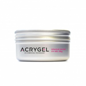 Acrygel UV Gel Opaque Nude 28gm